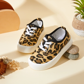 Toddler / Kid Leopard or Solid Print Shoes