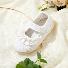 Toddler / Kid Solid Velcro Closure Shoes