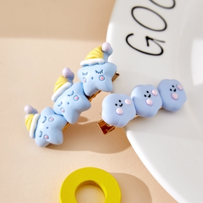 2-pack Stars Pretty Hairpins for Girls