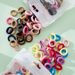 100-pack Pretty Hairbands for Girls