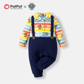 PAW Patrol Little Boy 2 in 1 Cotton Overalls Jumpsuit