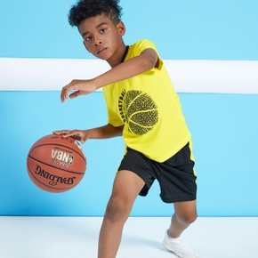 Basketball Print Athletic Set for Toddlers / Kids