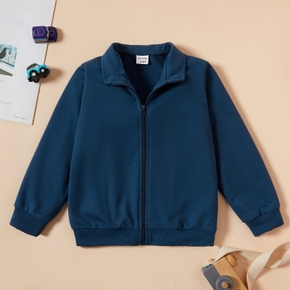 Toddler Boy Casual Letter Coats & Jackets