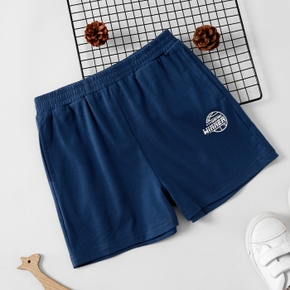 'Winner' Letter Print Activewear Shorts for Toddlers / Kids