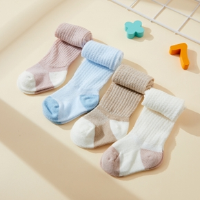 Baby Breathable Middle Stockings (Various colors)