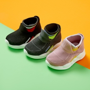 Toddler / Kid Knitted Breathable Casual Shoes