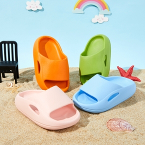 Toddler / Kid Casual Solid Slippers