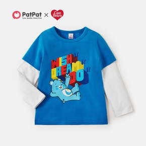 Care Bears Baby/Toddler Boy 2 in 1 Wish It Do It Tee