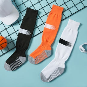 Color Block Athleisure Stockings Socks for Toddlers / Kids