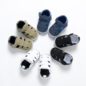 Baby / Toddler Casual Solid Ripped Sandals