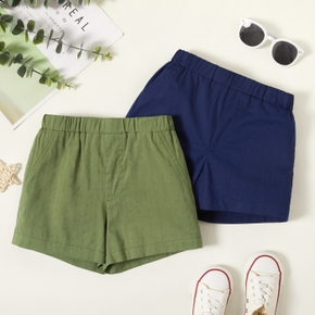 Toddler Boy Solid Casual Comfortable Shorts