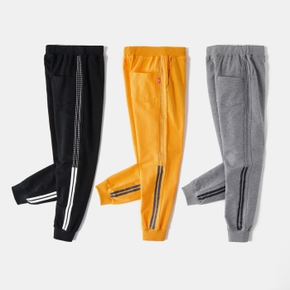 Solid Athleisure Pants for Toddlers / Kids