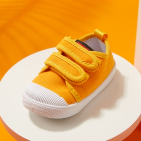 Toddler / Kid Velcro Closure Canvas Shoes