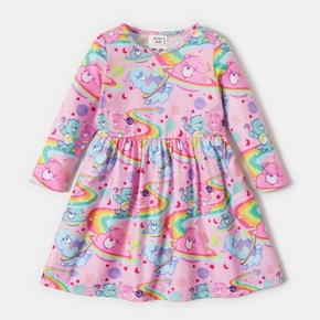 Care Bears Rainbow Long-sleeve Dress