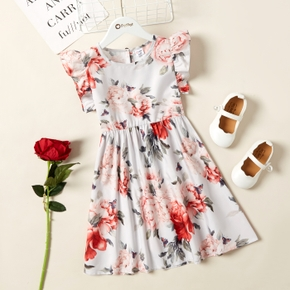 Kid Girl Floral Dress