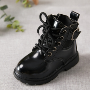 Toddler / Kid Solid Retro Boots