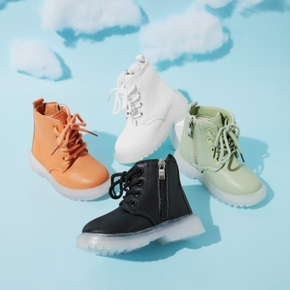 Toddler / Kid Solid Casual Boots