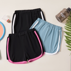 Multi Color Activewear Shorts for Toddlers / Kids
