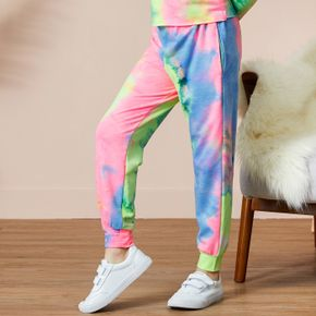 Trendy Kid Boy/Kid Girl Tie Dye Sweatpants