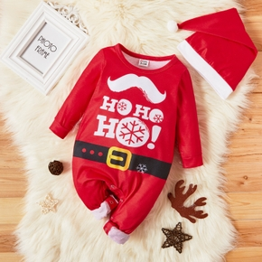 Baby Unisex Christmas Jumpsuits