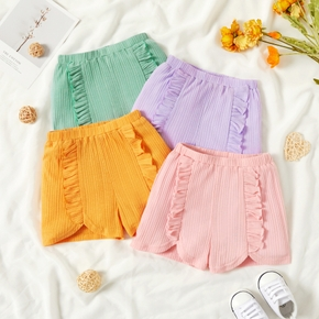 1pc baby girl Print Polyester Summer More Festivals Pants Shorts