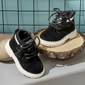 Toddler Solid Casual Boots