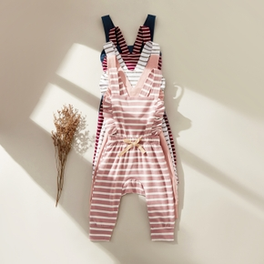 Baby Ruffled Overalls Jumpsuit