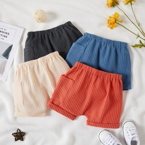 1pc Baby Unisex Print Polyester Summer More Festivals Pants Shorts