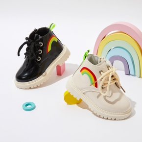 Toddler / Kid Rainbow Casual Boots