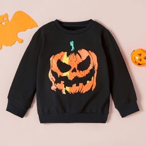 Baby / Toddler Halloween Print Long-sleeve Pullover