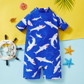 Toddler Boy Shark  Sea Swimsuit