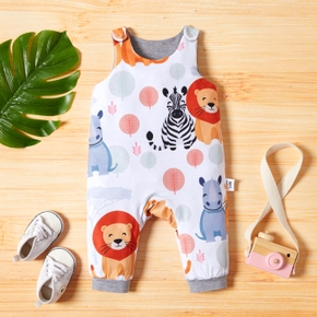 Baby Boy Lion Rompers