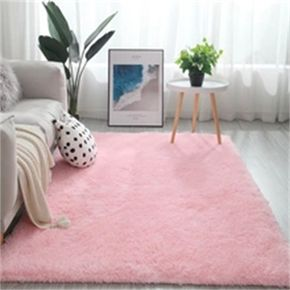Soft Modern Indoor Large Shaggy Rug for Bedroom Living Room Non-Slip Solid Plush Fluffy Furry Fur Area Rugs Comfy Floor Carpet