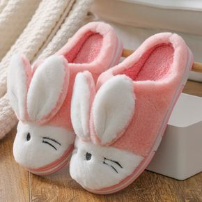 Women House Slippers Cozy Plush Cute Bunny Animal Home Slipper Indoor Outdoor Birthday for Girls Ladies