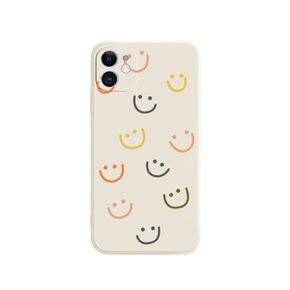 iPhone Case Funny Smiley Smile Face Soft TPU Protective Case for iPhone 7/7 Plus/11/11 Pro/11 Pro Max/12/12 Pro/12 Pro Max/12 Mini/X/XS Max/XR