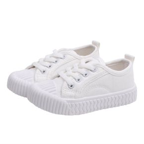 Toddler / Kid Solid Canvas Shoes