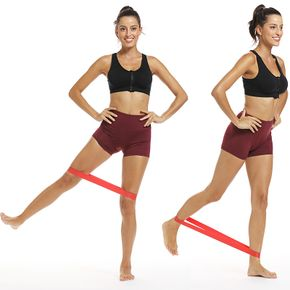 Resistance Exercise Bands for Home Fitness
