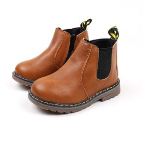 Toddler / Kid Classic Solid Casual Vintage Boots