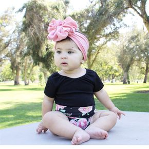 Solid Color Bowknot Headbands for Girls
