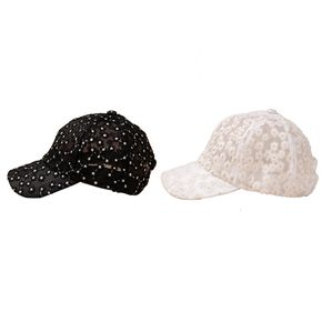 Hollow Bucket Hat Female Hollow Mesh Daisy Flower Vintage Bucket Capes Summer Breathable Thin Sunshade