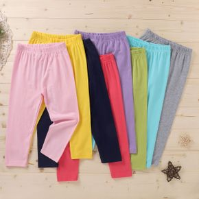 Baby / Toddler Colorful Solid Leggings