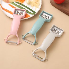 Multi-function Stainless Steel Double Head Peeler Kitchen Vegetable Fruit Paring Knife Double Head Kitchen Accessories