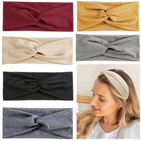 Women Multi-Style Casual Sports Headband for Workout, Running, Yoga & More