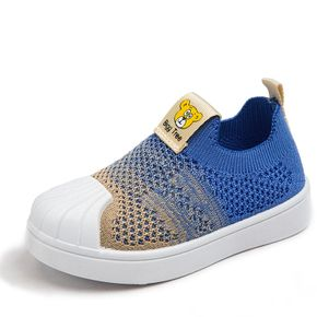 Baby / Toddler Slip-on Breathable Sports Shoes