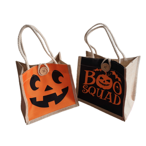 Halloween Trick or Treat Bags Halloween Goodie Candy Bags Halloween Decorations Reusable Gift Bags