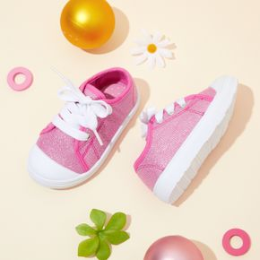 Toddler / Kid Pink Canvas Shoes