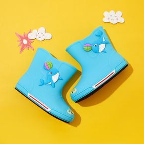 Toddler / Kid Dolphin Graphic Rain Boots