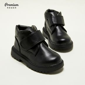 Toddler / Kid Solid Velcro Closure Boots