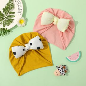 Baby / Toddler Cotton Stuffing Bowknot Decor Hat