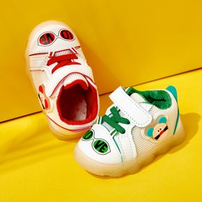 Baby / Toddler Cartoon Letter Velcro Closure Sports Shoes